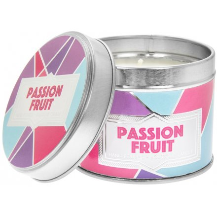 Desire Candle Tin - Passion Fruit
