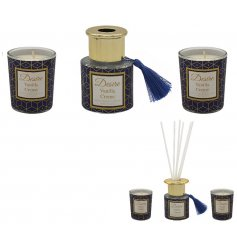 this scented Desire Gift Set will be sure to present perfectly to any friend or family member