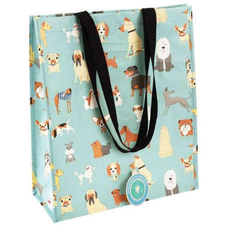 Fabric Dog Show Shopper
