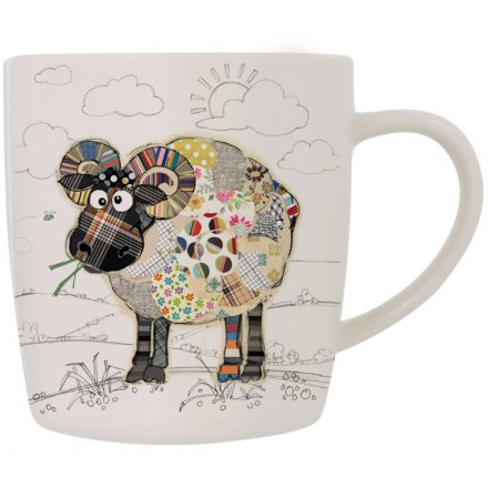 Bug Art Raymond Ram Design Mug In Gift Box Kooks 9 cm