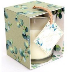 this sweetly scented candle pot will be sure to place perfectly in any home