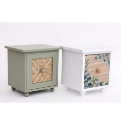 Single drawer unit from the Eucalyptus range, two different styles available.