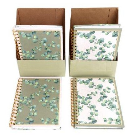 A5 Notebook Eucalyptus