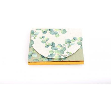 10 x 7.5 cm Magnetic Pad Small Eucalyptus