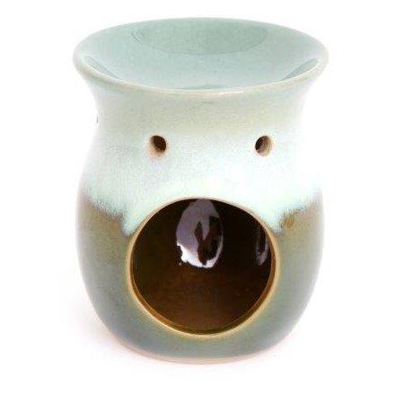 11 cm Ceramic Oil Burner Eucalyptus