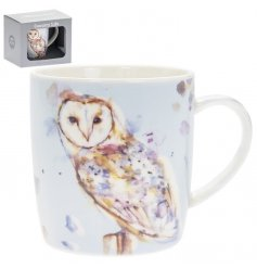 this owl mug from the Country Life kitchenware range will be sure to place perfectly in any home