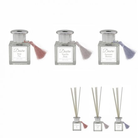 Silver Reed Diffusers Desire Range