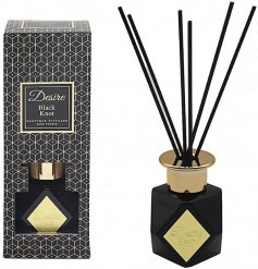 this delightfully scented reed diffuser will be sure to add a hint of Glamour to any home space