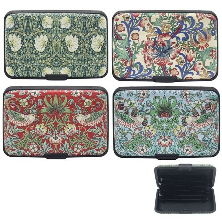 11 cm Floral Credit Card Protector