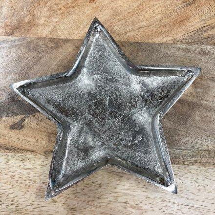 Large Star Dish