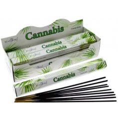 A collection of earthy scented Incense sticks from the Stamford range