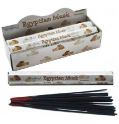 A collection of earthy, woody scented Incense sticks from the Stamford range