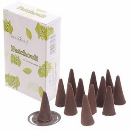 Patchouli Incense Cones From Stamford