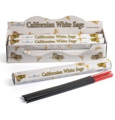 A collection of freshly scented Incense sticks from the Stamford range,