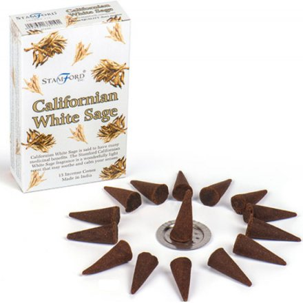 Californian Incense Cones From Stamford