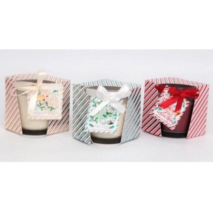 Christmas Drinks Candles, 3a