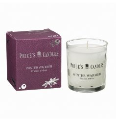 Luxury Candle, Winter Warmer