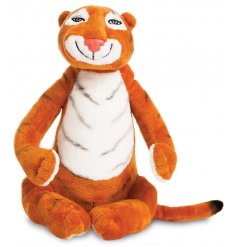 A cute and cuddly tiger soft toy from the best selling Childrens Book
