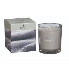Indulge your home with a smooth and calming sense with the help of this small wax candle jar