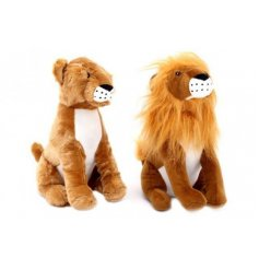 this assortment of Lion and Lioness Doorstops are a must have for any Safari theme!