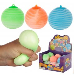 Squeeze your stresses away with the fun colourful stress balls!