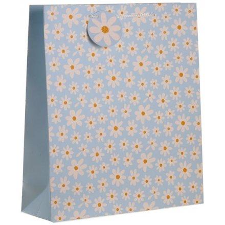 40cm Daisy Gift Bag