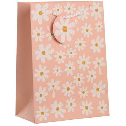 23cm Daisy Gift Bag