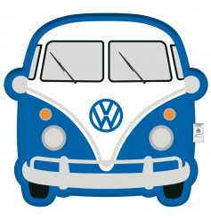A quirky accessory to add to any home space, this blue Volkswagen cushion is super soft and squishy!