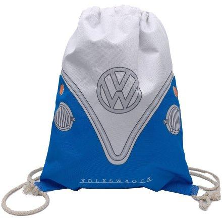 41cm Volkswagen Camper Van Bag - Blue