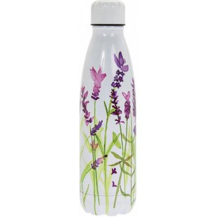 Lavender Drinks Bottle, 500ml