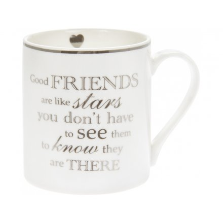 Good Friends Fine China Mug