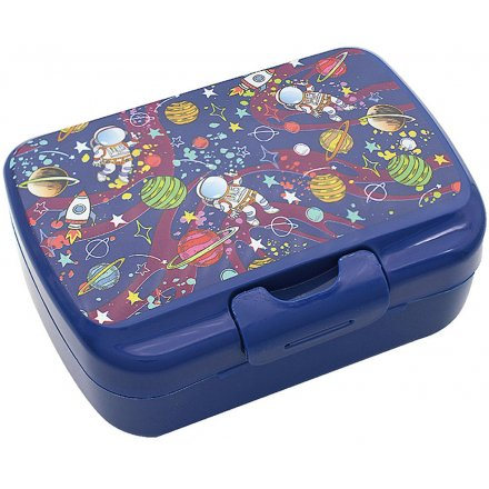 Outer Space Lunch Box