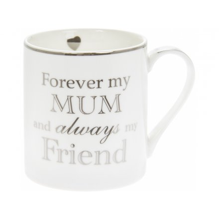 Forever My Mum Fine China Mug