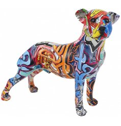 this ornamental figure will be sure to place perfectly in any stylish home or bedroom