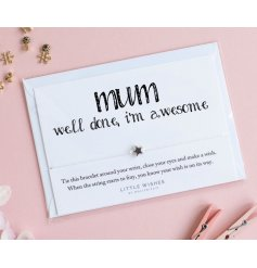 Part of a beautiful new line of gifts and accessories, the Little Wishes Range are perfect ways of sending sweet messag