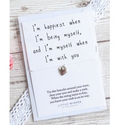 he Little Wishes Range are perfect ways of sending sweet messages to loved ones