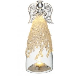 a decorative Christmas Angel sure to place perfectly in any home