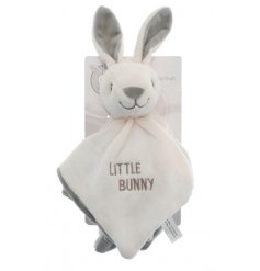 A cute comfort blanket from the Little Bunny range.