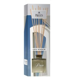 Bring home the crisp fresh air with this delightfully scented reed diffuser