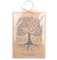 Aromatise your hung clothing by hanging this convenient fragrance sachet in your cupboard or wardrobe