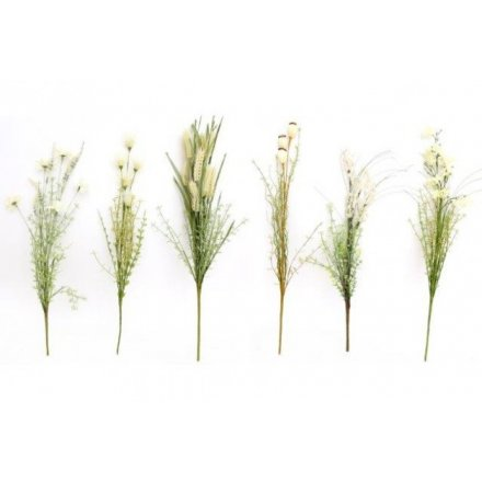 Wild Flower Stems, 56cm