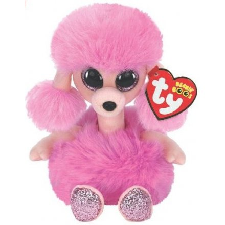 TY Beanie Boo Camilla Pink Poodle