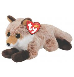 Cute and cuddly Frederick the fox from the TY Beanie Boo Range