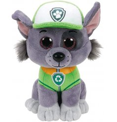 A soft and cuddly soft toy from the popular Paw Patrol Rescue Crew!
