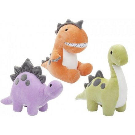 Super Soft Dinosaur Toy, Mix