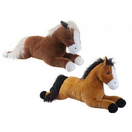 Soft Plush Horse, 45cm