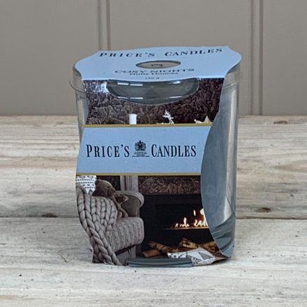 Prices Candle Jar - Cosy Nights