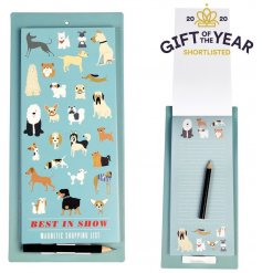 Make your lists and stay organised with this practical and super stylish magnetic memo board.