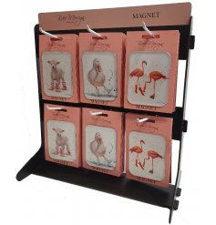 A mix of 3 assorted magnets from the fabulous Bree Merryn Range