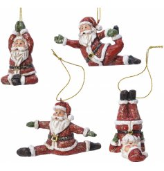 Perfect little decorations sure to add a quirky theme to your tree decor at Christmas Time